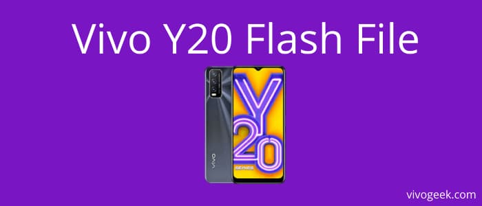 vivo y20 flash file