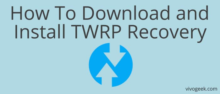 twrp recovery download